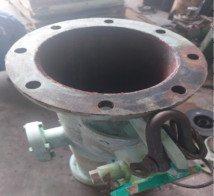 DRAIN COOLER REPAIRS/ RECONDITIONS/ BRASS COOLING TUBES RENEWAL/ PRESSURE TEST FOR VESSELS AT CAI LAN PORT - VIETNAM