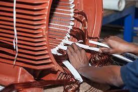 ELECTRIC MOTOR REWINDING/ REPAIRS/ MAINTENANCE FOR VESSEL IN HAIPHONG PORT