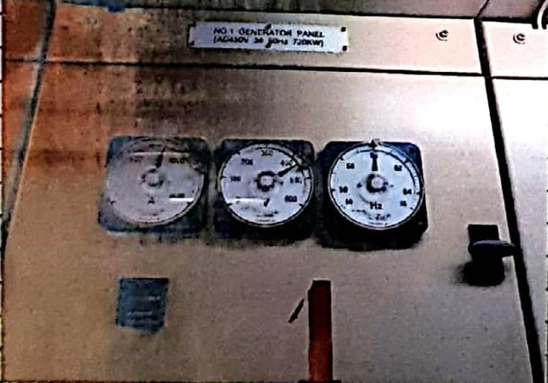 ELECTRICAL CONTROL SYSTEM FOR GENERATOR ENGINE REPAIRS/ TROUBLESHOOTING FOR VESSEL IN SON DUONG PORT-VIETNAM.