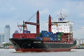 MV MOUNT CAMERON - RADAR MAST REPAIRS IN HAI PHONG PORT