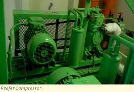 PROVISION REEFER PLANT REPAIRS/ COMPRESSOR RENEWAL FOR VESSEL IN VAN PHONG PORT - VIETNAM