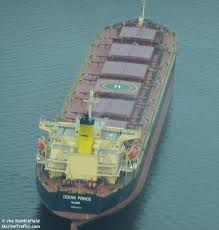 MV OCEAN PRINCE - PROVISION REF. SYSTEM REPAIRS AND SPARE PARTS SUPPLY