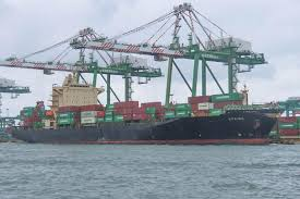 MV STRIDE-GENERAL STEELWORKS/HOTWORK CARRY OUT ON CONTAINER VESSEL IN CAT LAI PORT-HO CHI MINH, VIETNAM